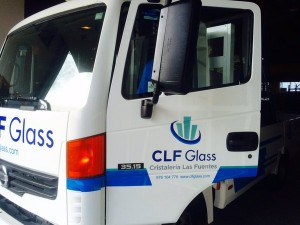 CAMION CLF GLASS